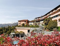 Top-4 hotels in the center of Orselina