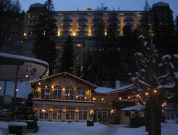 Top-10 hotels in the center of Bad Gastein