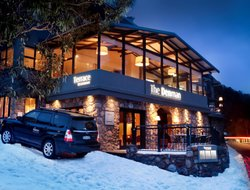 Top-4 hotels in the center of Thredbo