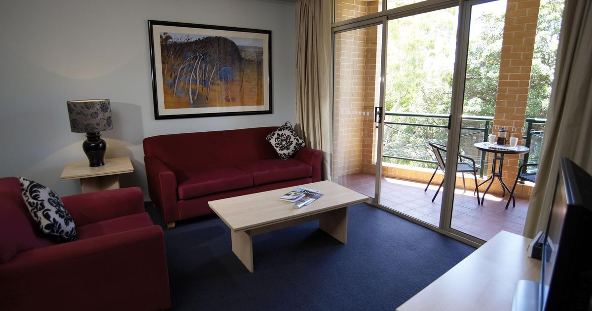 Quality Apartments Camperdown