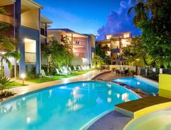 Noosaville hotels with restaurants