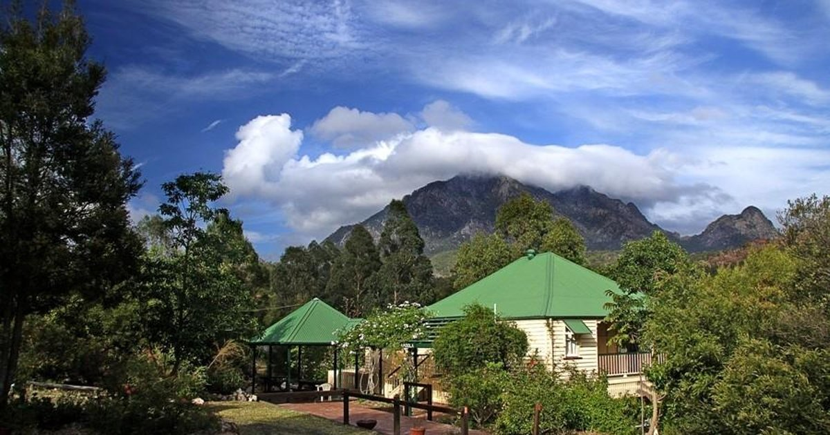 Mount Barney Lodge