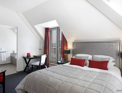 LEUVEN hotels with restaurants