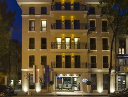 Top-10 hotels in the center of Plovdiv