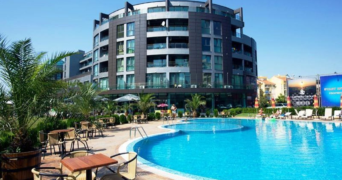 Menada Sunny Beach Plaza Apartments