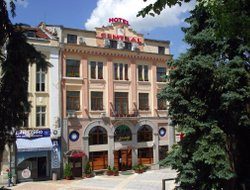 Top-9 hotels in the center of Shumen