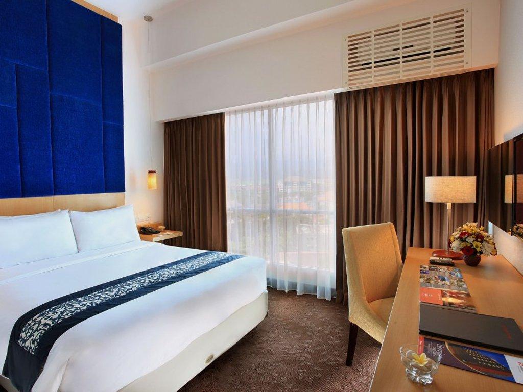 Hotel Swiss-Belinn Sekitar Universitas Brawijaya Malang
