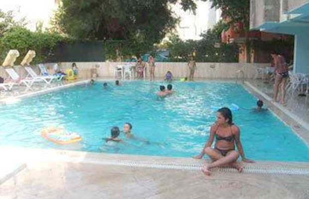 фото Tunali Apart Hotel 847341501