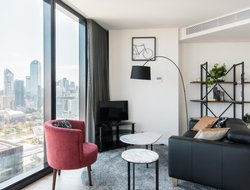 Melbourne hotels with panoramic view