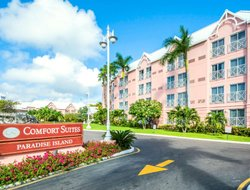 Top-3 hotels in the center of Nassau