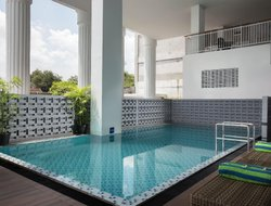 Top-10 hotels in the center of Yogyakarta