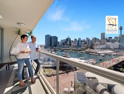 Sydney hotels with sea view