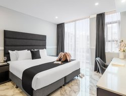 Top-9 hotels in the center of Parramatta