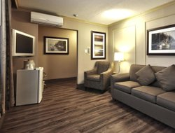 Business hotels in Nanaimo