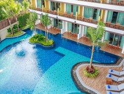 Top-6 hotels in the center of Rawai