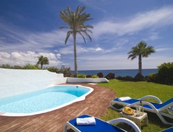 Playa Blanca hotels with sea view