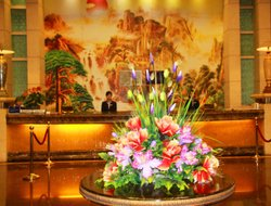 Dongguan hotels with restaurants