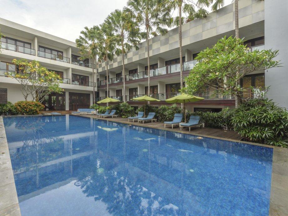 Hotel near Kuta Beach Bali