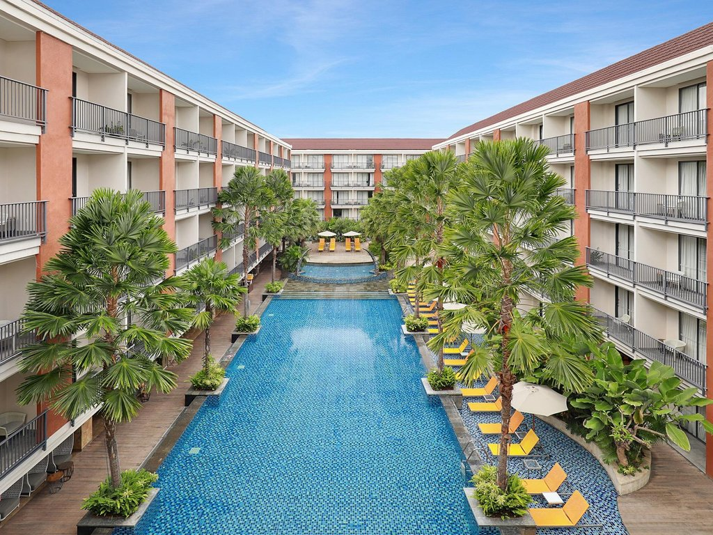 Hotel Bintang 4 di Kuta Bali