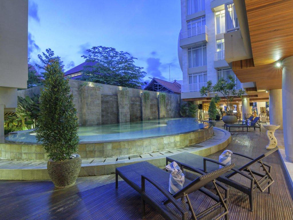 Hotel Terbaik di Tuban Bali