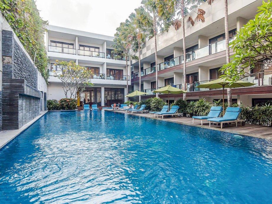 Hotel Murah Depan Pantai Kuta