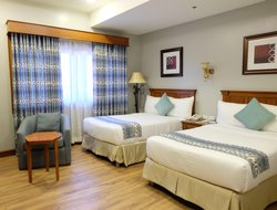 Top-10 hotels in the center of Baguio