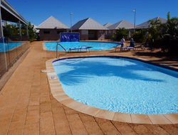 Exmouth hotels with swimming pool