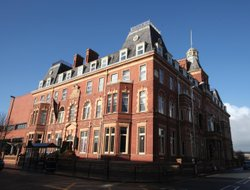 Top-3 hotels in the center of Hartlepool