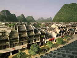 Top-10 hotels in the center of Yangshuo