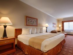 Top-3 hotels in the center of Mineral Wells