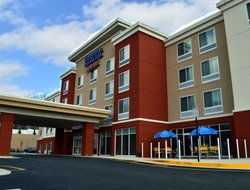 Top-3 hotels in the center of Stafford