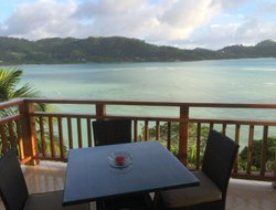 Seychelles hotels with restaurants