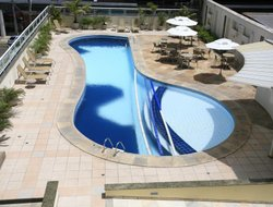 Fortaleza hotels with swimming pool