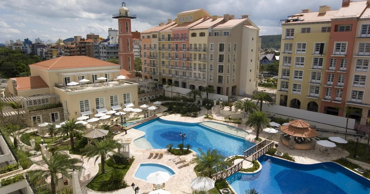 Il Campanário Villagio Resort