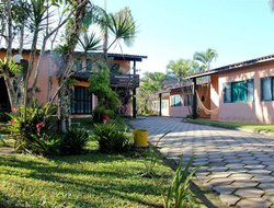 Top-9 hotels in the center of Caraguatatuba
