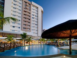 Caldas Novas hotels with swimming pool