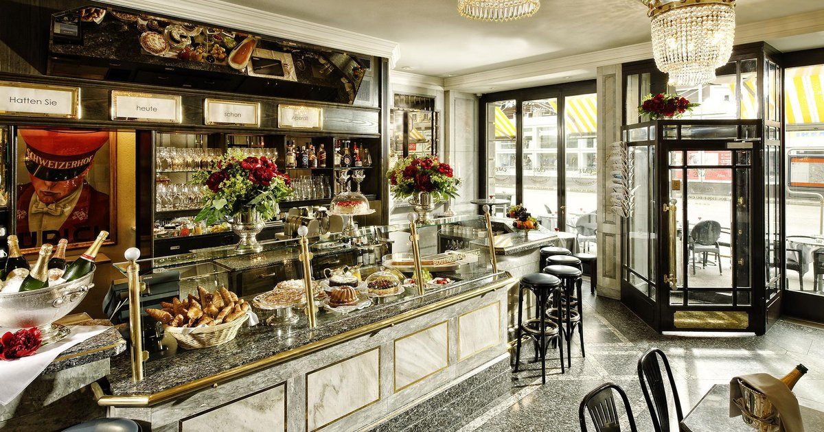 Hotel Schweizerhof Zürich的圖片搜尋結果
