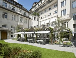 Zurich hotels for families with children