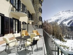 Pets-friendly hotels in St. Moritz
