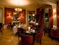 Interlaken hotels with restaurants