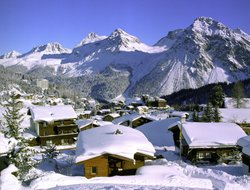 Top-8 romantic Arosa hotels