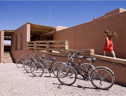 Top-10 hotels in the center of San Pedro De Atacama