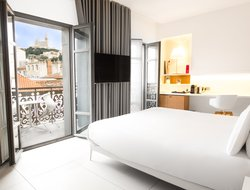 Top-4 of luxury Marseille hotels