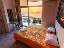 Crete Island hotels with panoramic view