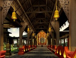 Top-3 of luxury Xishuangbanna hotels