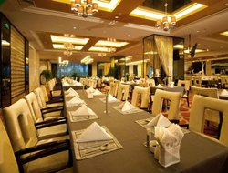 Yangzhou hotels with restaurants