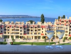 Varna hotels with sea view