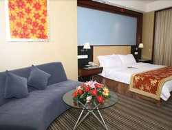 Top-4 hotels in the center of Jiaxing
