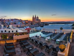 Top-4 romantic Mellieha hotels