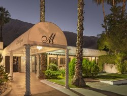 The most expensive Palm Springs hotels